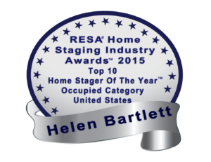 Occupied Home Staging Winner