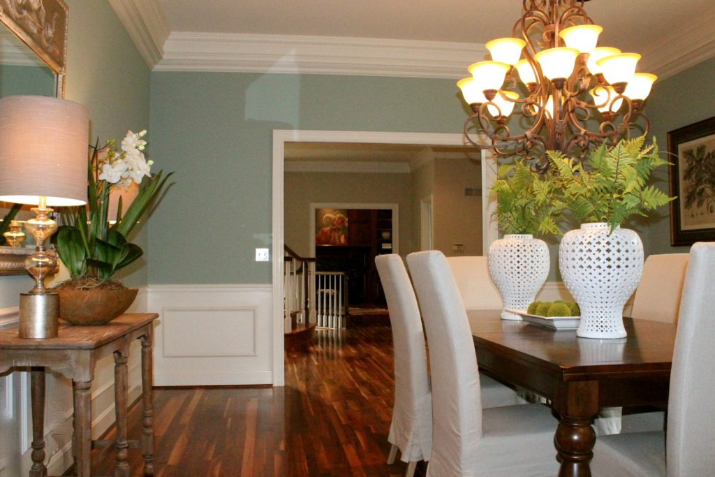 Luxury home staging in Kansas City