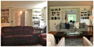 Staging vs decorating