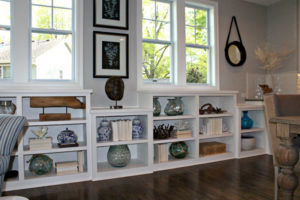 Organizing and Staging Built-ins