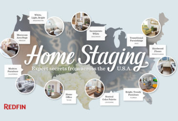 Redfin's Article on Home Staging – Expert Secrets from Across the United States