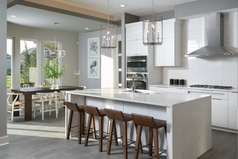 7 Spectacular Kitchen Staging Ideas Photos: Refined Interior Staging Solutions
