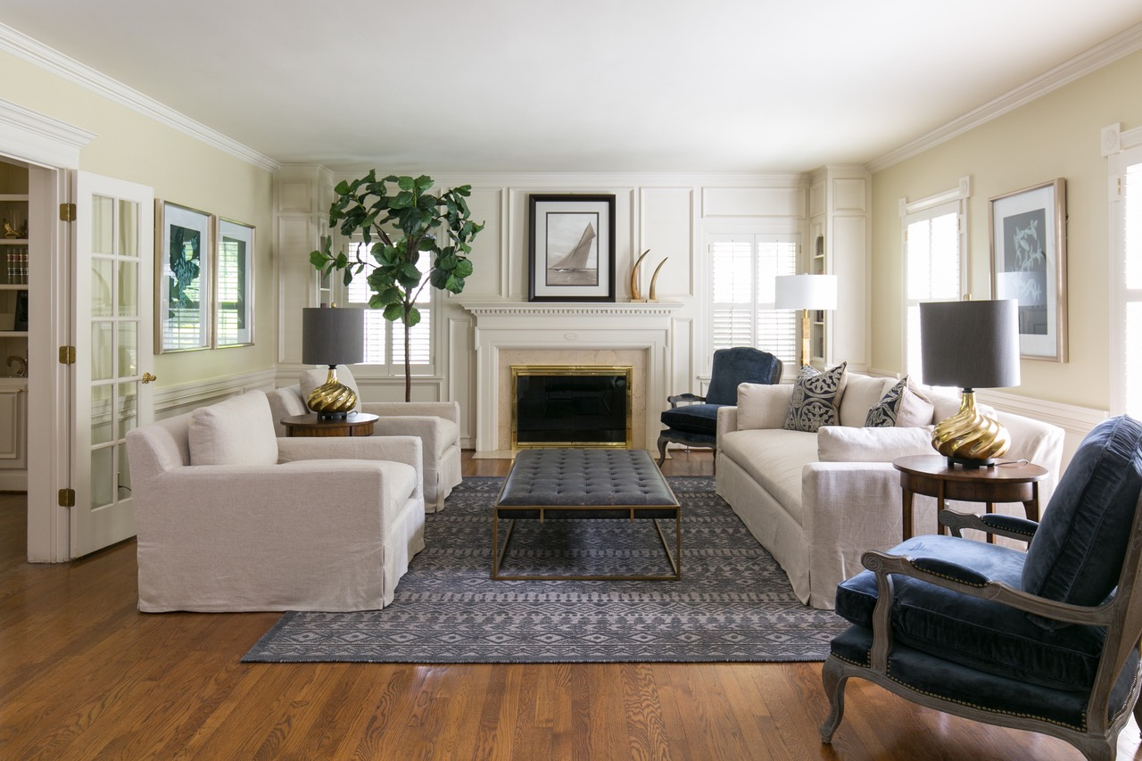 Home Refined Interior Staging Solutions